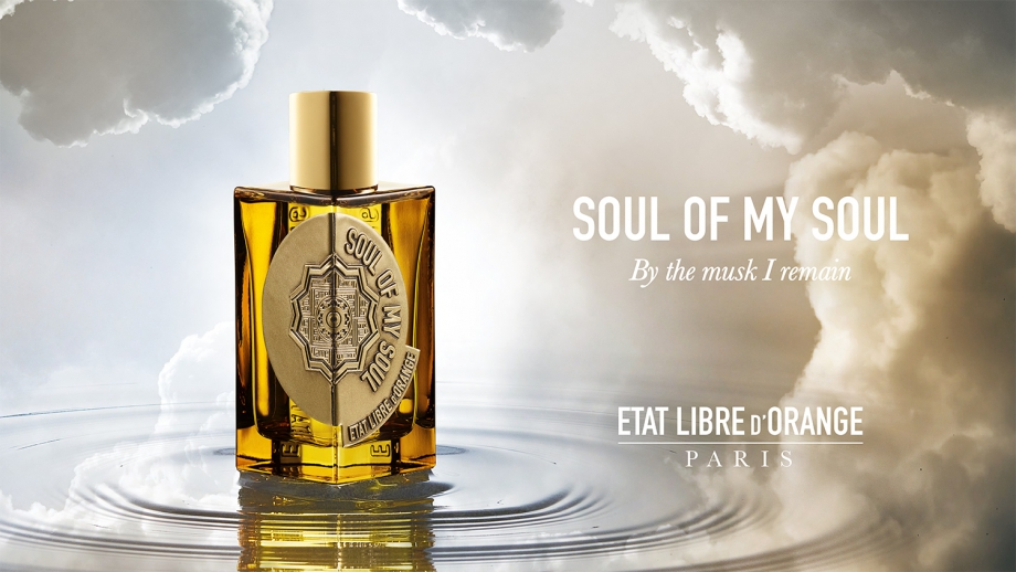 Soul of my soul, il nuovo profumo di Etat Libre d'Orange