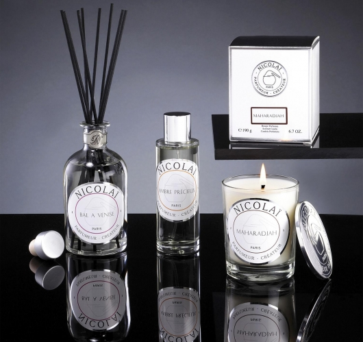 Nicolaï Home Fragrances